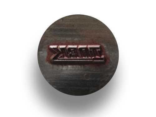 常州能创模具雕刻厂钢印字头
